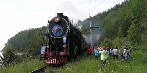 Baikalbahn Listwjanka