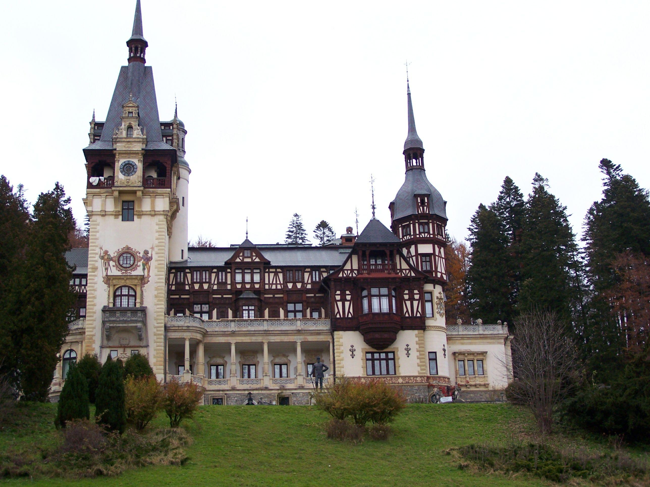 Schloss Peles, Rumänien