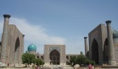 Usbekistan Große Seidenstraße 11 Tage inklusive Fluganreise