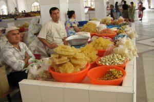 Markt Usbekistan