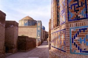 Samarkand - Ensemble Shachi - Zinda