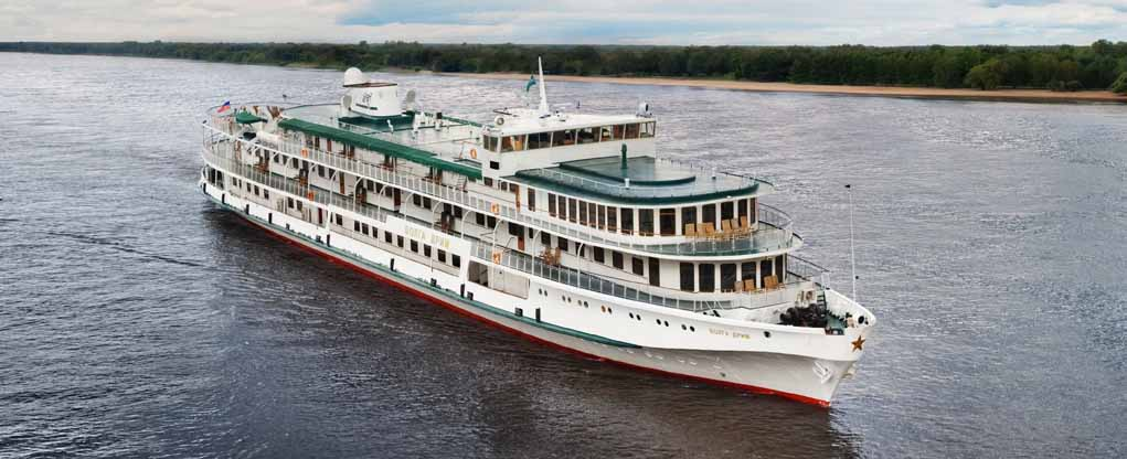 MS Volga Dream Go East Reisen