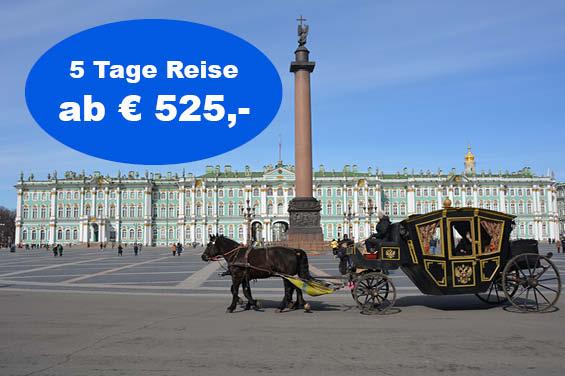 Startbild St. Petersburg