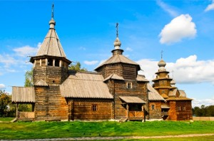 Suzdal, Goldener Ring