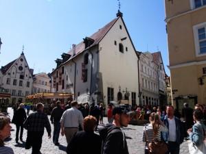 Tallinn Stadtrundgang