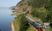 Transsibirische Eisenbahn Sonderzug Katharina die Grosse