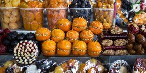 Armenische Früchte