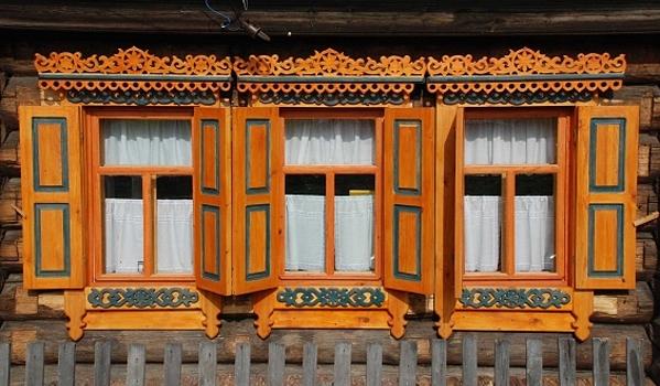 Ferien auf dem Land im Ural im Dorf Bingi nahe Jekaterinburg