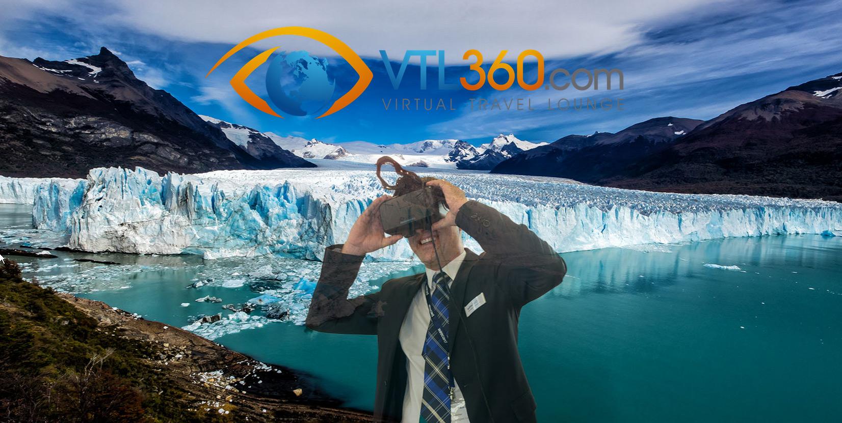 360 Grad Virtual Reality Brille