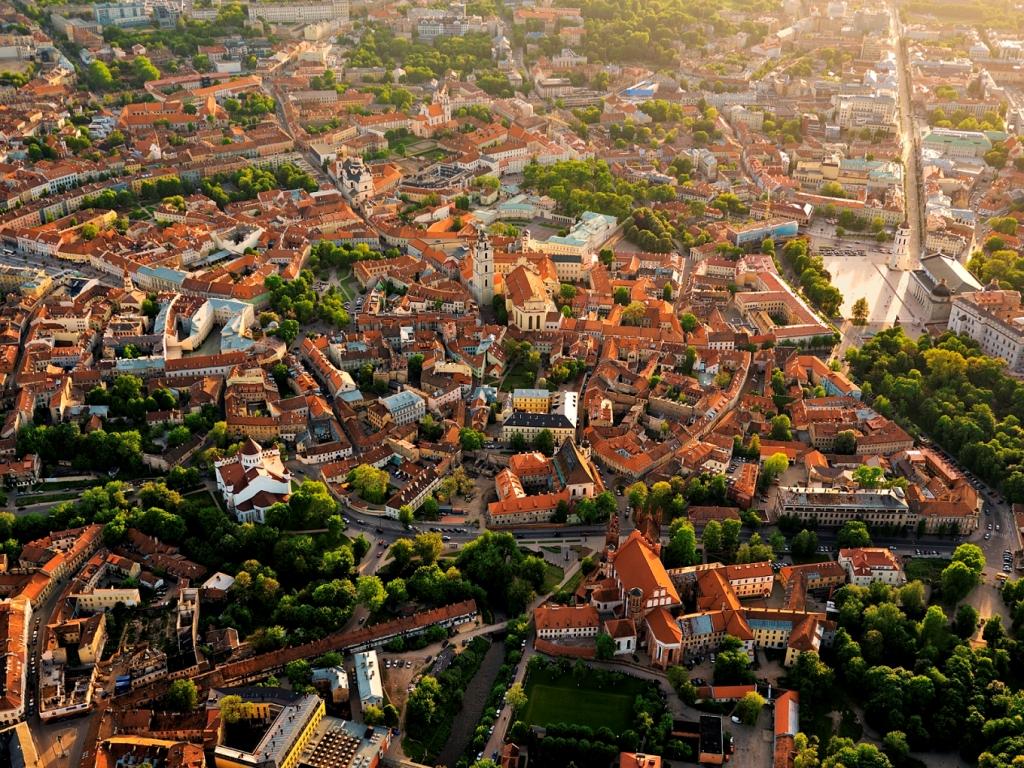 Vilnius zum Kennenlernen