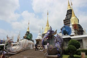 Tempel Wat Baan Den, thailandreisen, thailandrundreisen