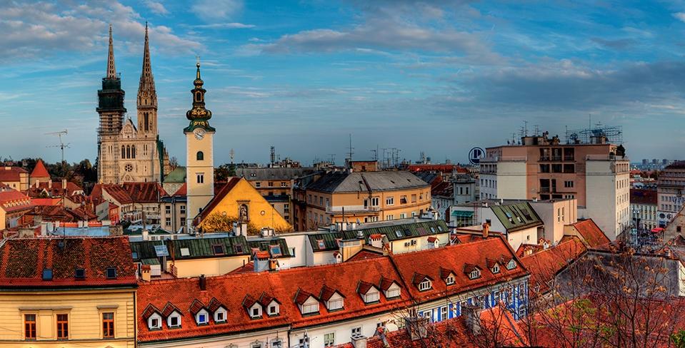 Zagreb Go East Reisen