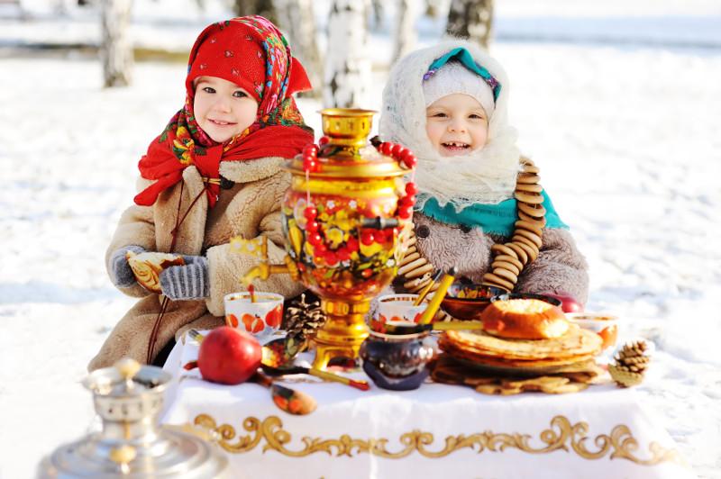 Weihnachten und Silvester-Reisen in Russland