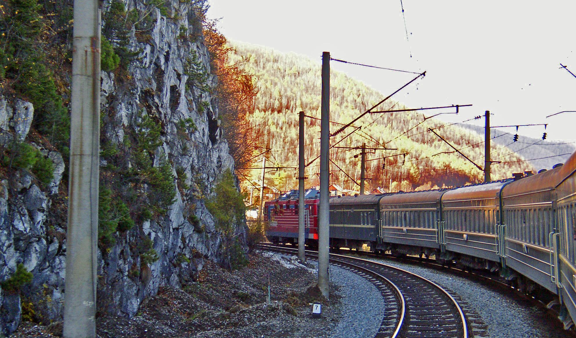 Transsibirische Eisenbahn, Infoabend 27.02.2020 in Hamburg