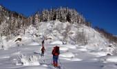 Ski Alpin am Baikalsee