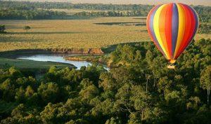 ballon Masai Mara