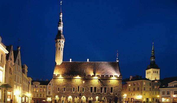 Baltikum, Estland, Tallinn