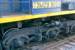 Transsibirische Eisenbahn - 3 Hauptstädte