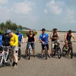 Fahrradtour Pjöngjang