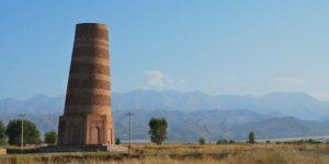 Burana Turm, zentralasien, zentralasien reisen