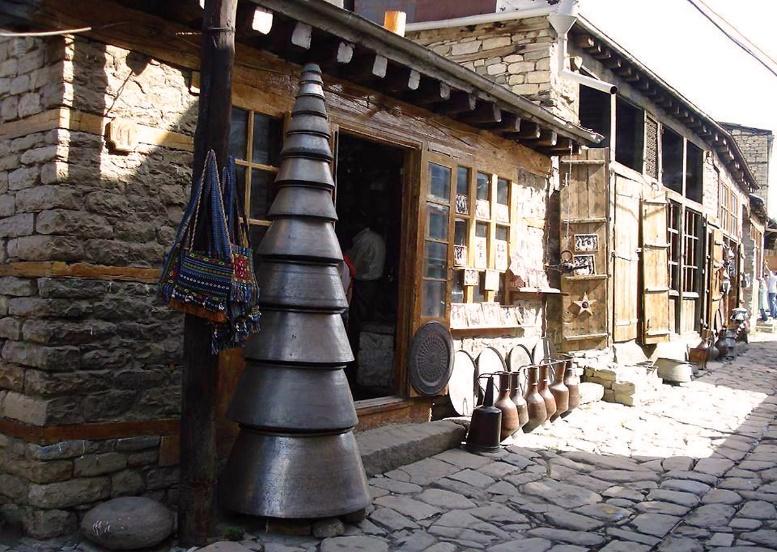 Handwerker Aserbaidschan
