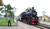 Eisenbahnmuseum der Russischen Föderation in St. Petersburg