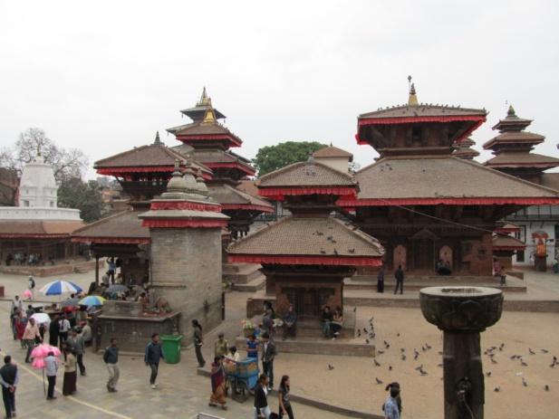 Durbar Platz Kathmandu