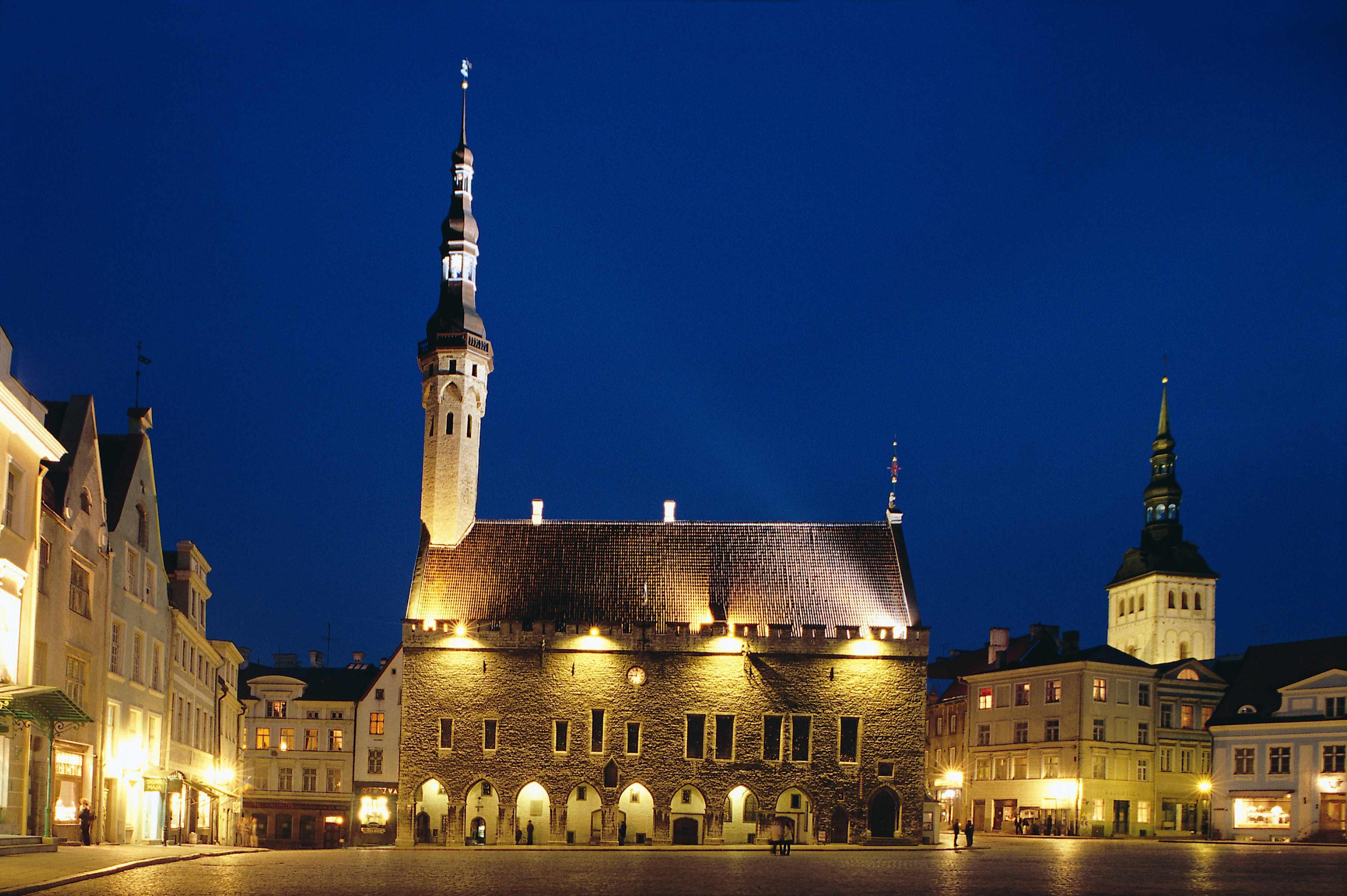 Town Hall Tallinn Estland