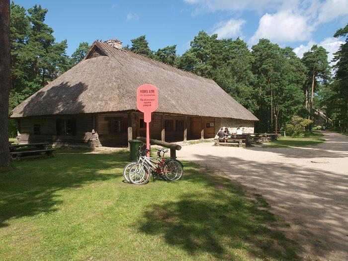 Ethnografisches Freilichtmuseum c Visit Estonia