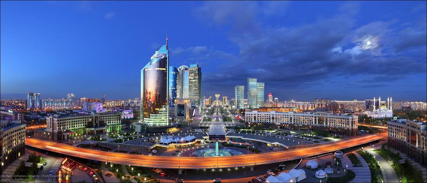 ie Weltausstellung EXPO 2017 findet in der Hauptstadt von Kasachstan, Astana, statt.