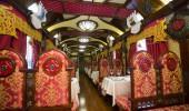 Luxuszug Imperial Russia: St. Petersburg - Baikalsee Zugreise