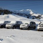 Offroad Kirgistan Winter