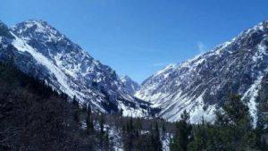 Offroad Kirgistan Winter