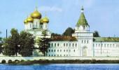 Landurlaub im Herzen Russlands, Goldener Ring