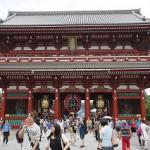 Senso-ji Temple Tokio Go East Reisen,