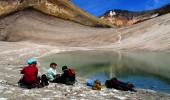 Die Steinfackeln Kamtschatkas