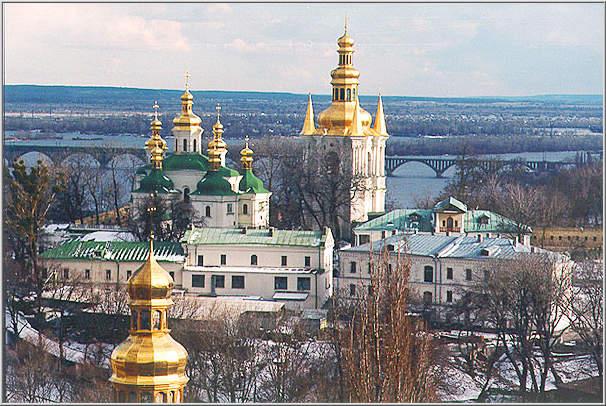 Kiew Höhlenkloster