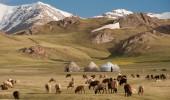 Kirgistan Kleingruppe Trekking zum Herzen des Tienschan