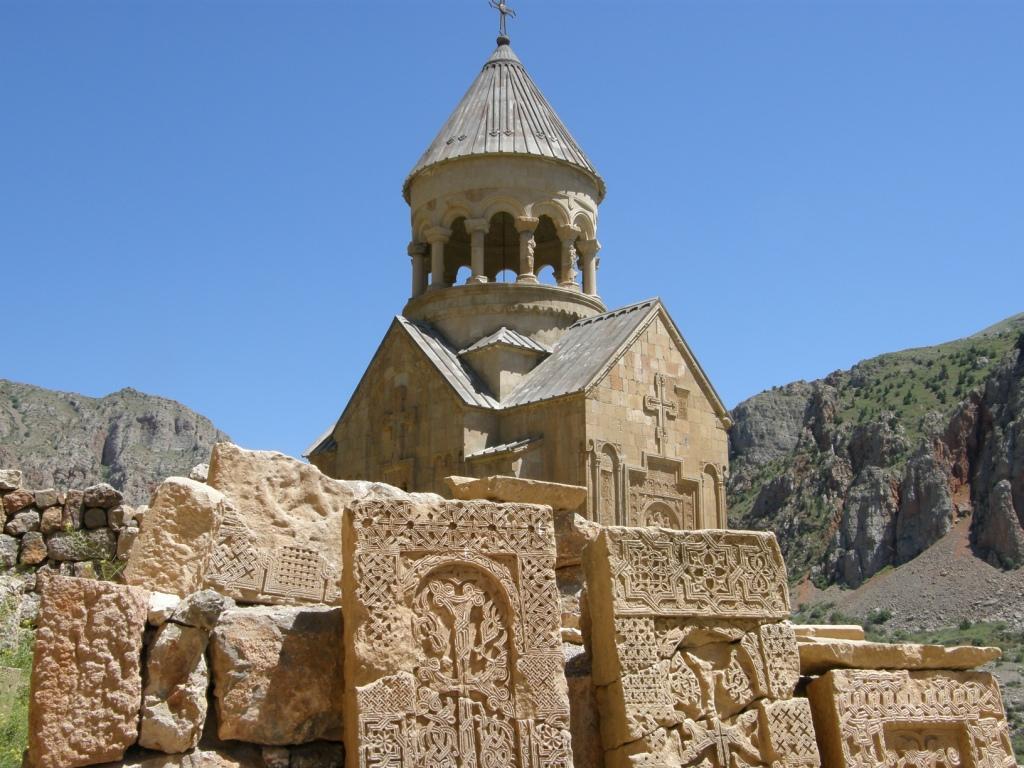 Kloster Noravank Armenien