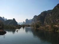 Yangshou, Guilin Go East Reisen