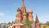 Moskauer Bummel von Jochen Szech