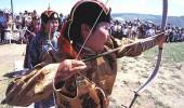 Mongolei, Naadam-Fest Tagesausflug