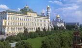 Moskau zum Kennen lernen