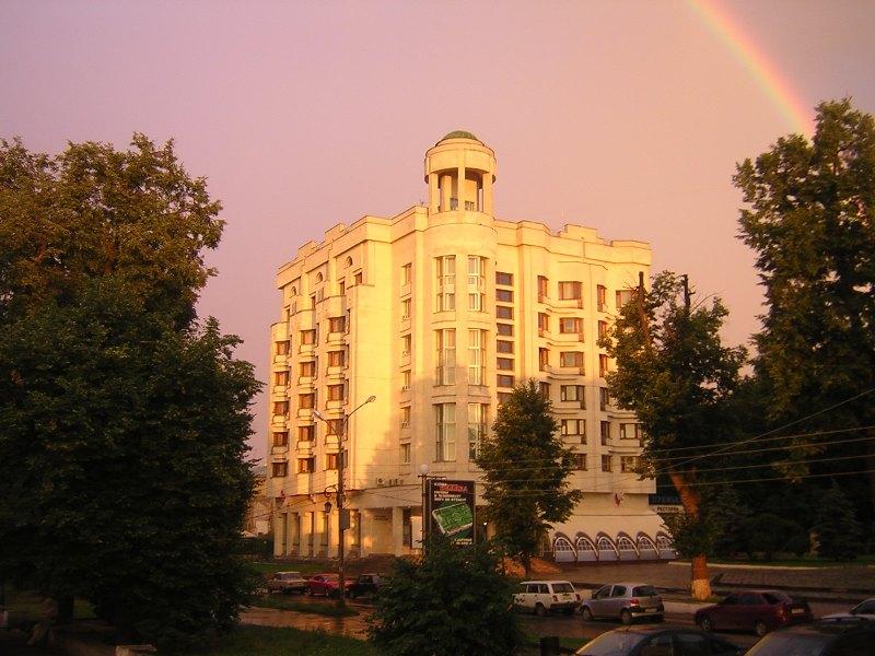 Hotel Oktyabrskaya St Petersbourg