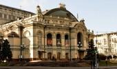 Kiew: Hinter den Kulissen der Oper mit Aufführung
