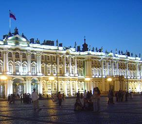 St. Petersburg, Winterpalast