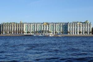 Petersburg, Eremitage, Winterpalast