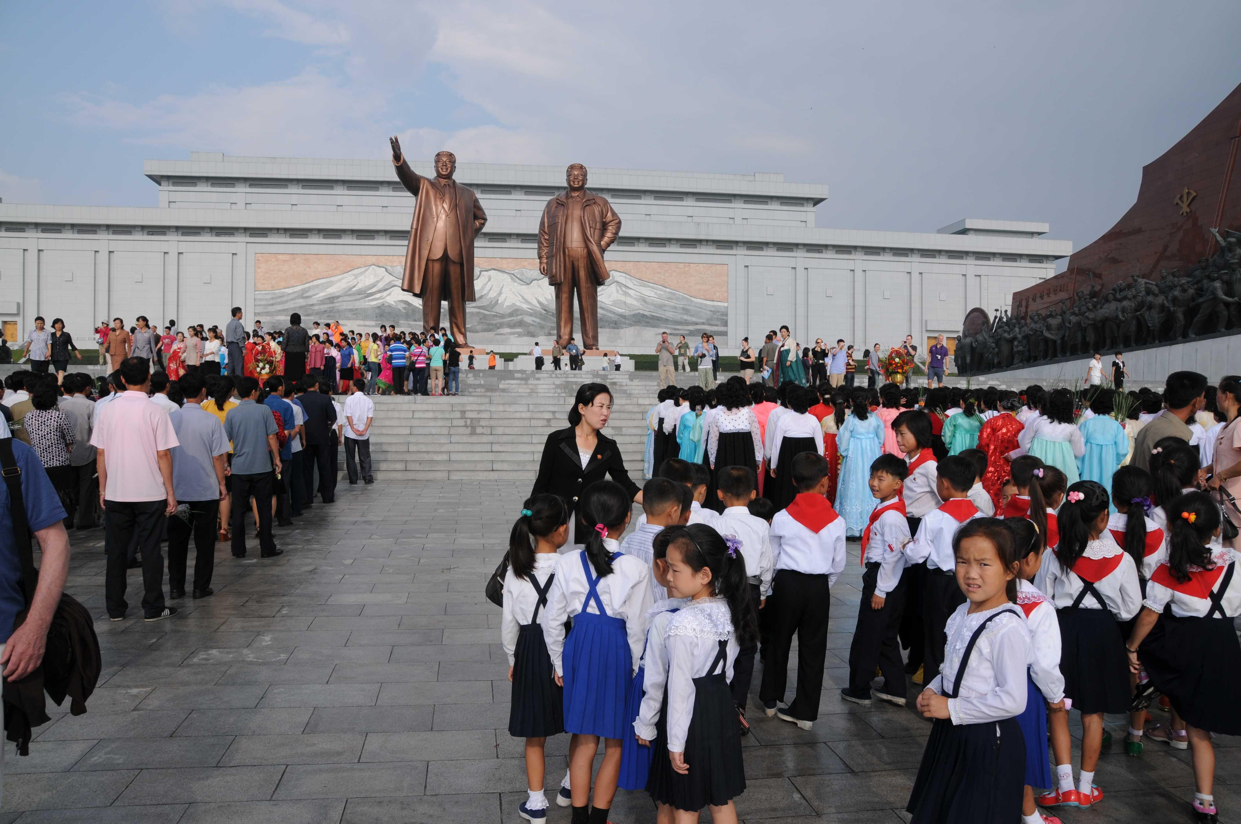 Pjongyang, Nordkorea