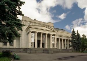 Puschkin-Museum für Bildende Künste, Moskau