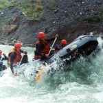 Rafting Kirgistan